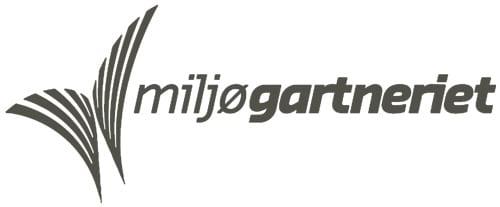 Miljøgartneriet logo